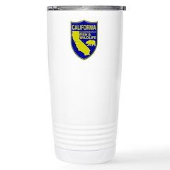 California Game Warden Travel Mug