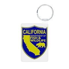 California Game Warden Keychains