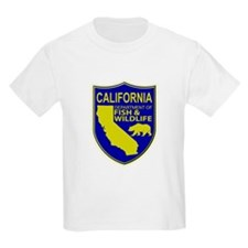 California Game Warden T-Shirt