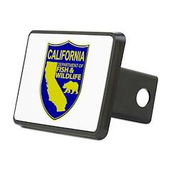 California Game Warden Hitch Cover