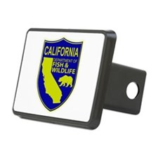California Game Warden Hitch Cover