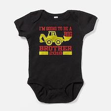 Big Brother 2018 Truck Baby Bodysuit