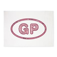 GP Pink 5'x7'Area Rug