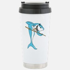 Pool Shark Travel Mug