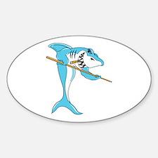 Pool Shark Decal