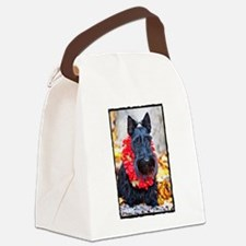 Hawaii Scottie v2 Canvas Lunch Bag