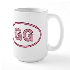 GG Pink Coffee Mug
