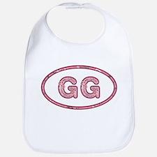 GG Pink Bib