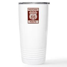 Fontana Route 66 Travel Mug