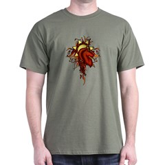 Ariana Crest Flourish T-Shirt