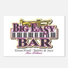 New OrleansThe Big Easy Postcards (Package of 8)