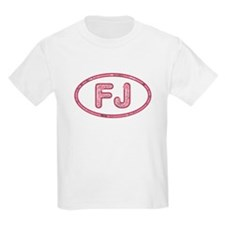 FJ Pink T-Shirt