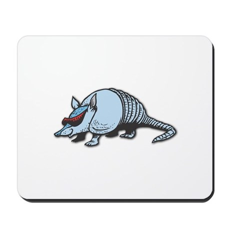 Cool Armadillo Mousepad