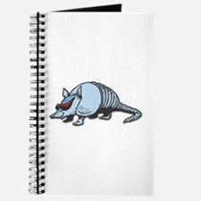 Cool Armadillo Journal