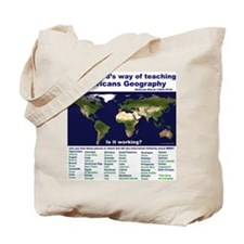 War is Gods Way of Teaching A Tote Bag