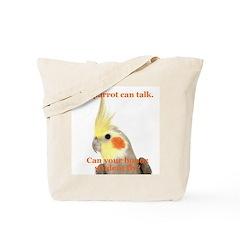 Cockatiel 3 Steve duncan Tote Bag
