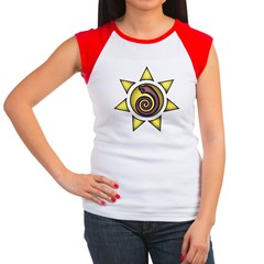 Malachi Crest Women's Cap Sleeve T-Shirt