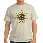 Malachi Crest Light T-Shirt