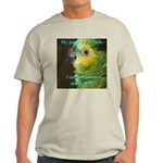 Blue-fronted Amazon Light T-Shirt