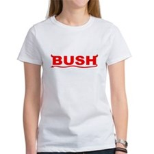BUSH is the DEVIL Tee