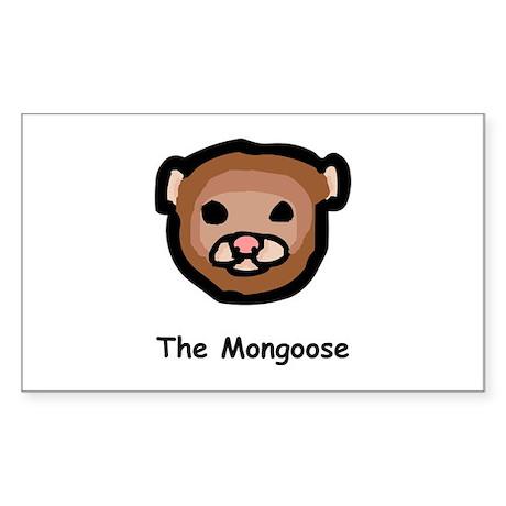Mongoose Sticker