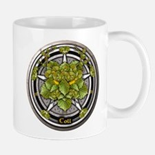 Hazel Celtic Greenman Pentacle Mug