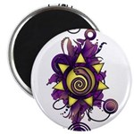 Malachi Crest Flourish Magnet