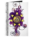 Malachi Crest Flourish Journal