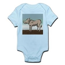 Lonely Warthog Infant Bodysuit