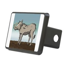 Lonely Warthog Hitch Cover