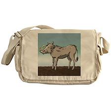 Lonely Warthog Messenger Bag