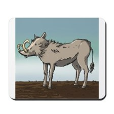 Lonely Warthog Mousepad