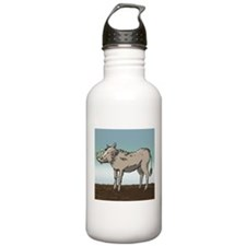 Lonely Warthog Water Bottle