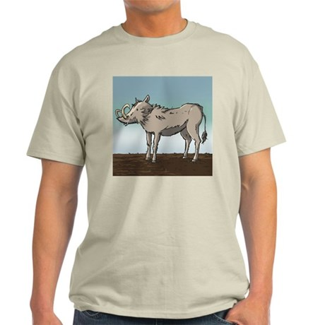Lonely Warthog Light T-Shirt