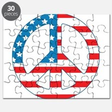 4th July Peace Puzzle