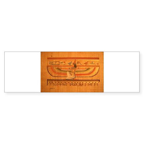 AUSET/ISIS Bumper Sticker