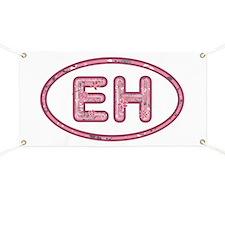 EH Pink Banner