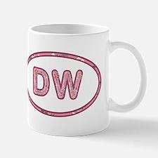 DW Pink Mug