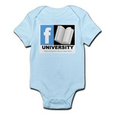 FBOOK UNIVERSITY Items Infant Bodysuit