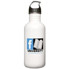 FBOOK UNIVERSITY Items Water Bottle