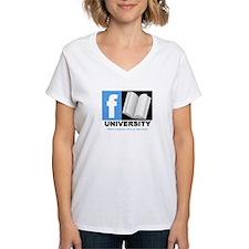 FBOOK UNIVERSITY Items Shirt