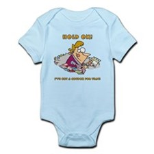HOLD ON! Infant Bodysuit