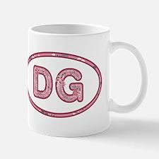 DG Pink Mug