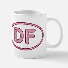 DF Pink Mug