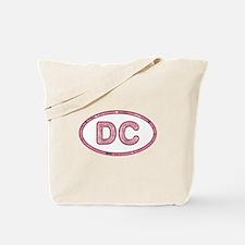 DC Pink Tote Bag