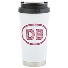 DB Pink Travel Mug