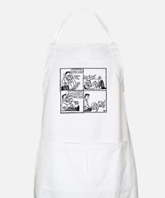Welcome Home Daddy! Apron