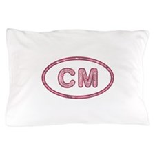 CM Pink Pillow Case