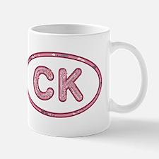 CK Pink Mug