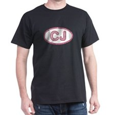 CJ Pink T-Shirt